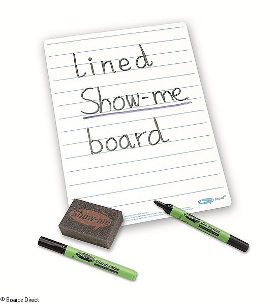 Show-me Boards