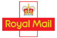 We use Royal Mail to send your order