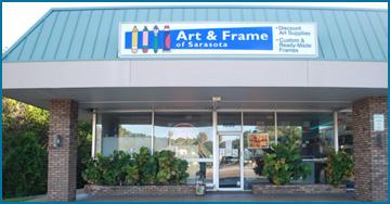 Art and Frame of Sarasota