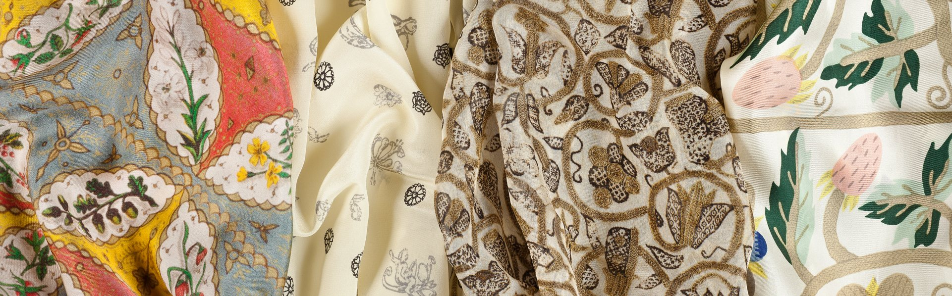 Beckford Silk Scarves