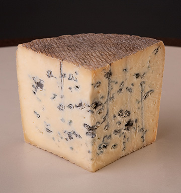 The Blue Rind of Rogue Creamery's Caveman Blue