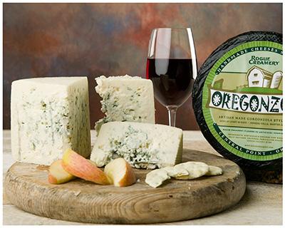 Oregonzola Pear and Wine