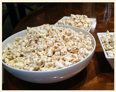 Blue Heaven Popcorn, Blue Cheese Popcorn Recipe