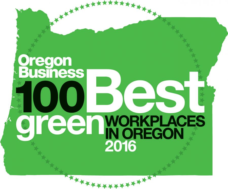 Oregon's Best 100 Green Companies