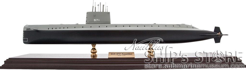 USS NAUTILUS 571