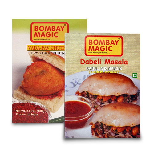 BOMBAY MAGIC