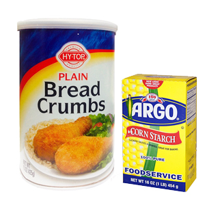 BREAD CRUMB & CORN STARCH