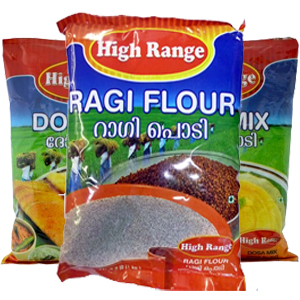 HIGH RANGE FLOUR MIX