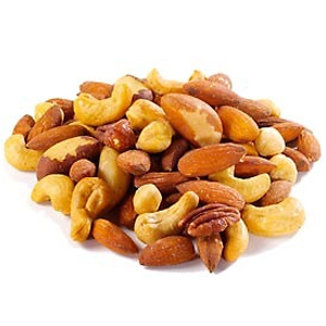 ROASTED NUTS/SEEDS