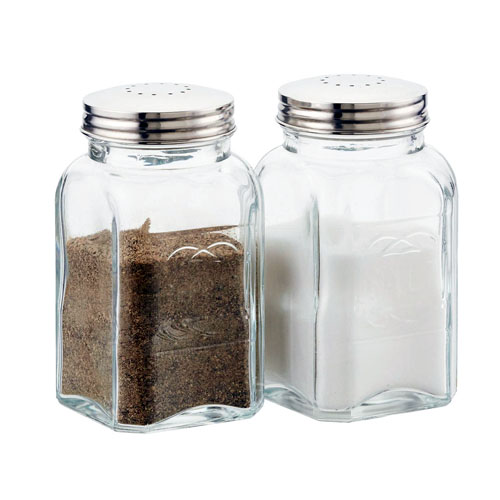 SALT & SEASONINGS