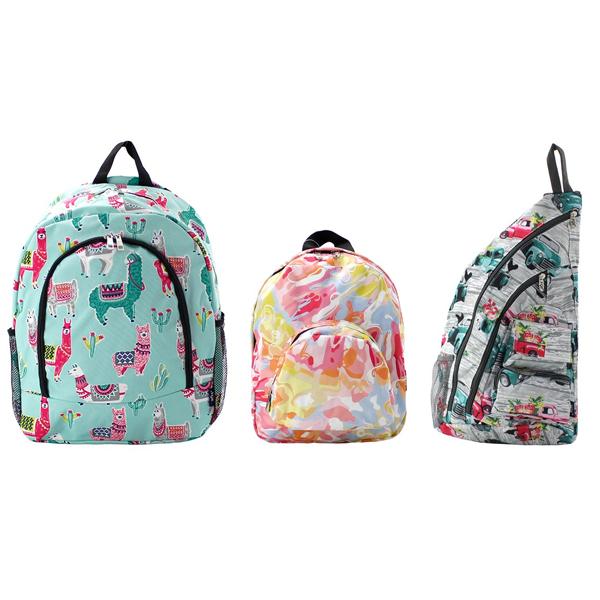N'GIL Backpacks (Canvas)