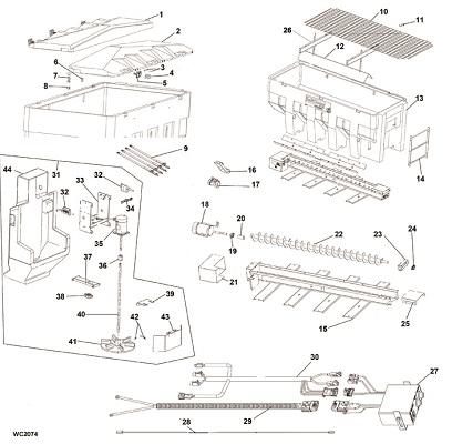 SaltDogg Shpe3000 Electric V Box Schematic