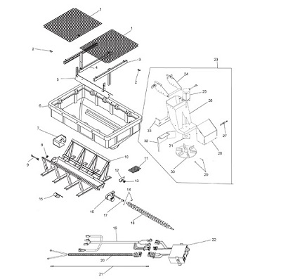 SaltDogg Salt Spreader Shpe6000 Poly Electric Schematic