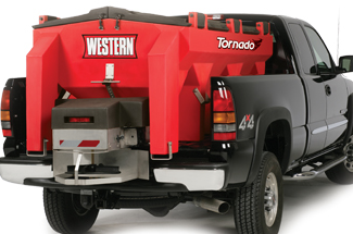 Western Salt Spreaders and Parts at Angelo's Supplies
