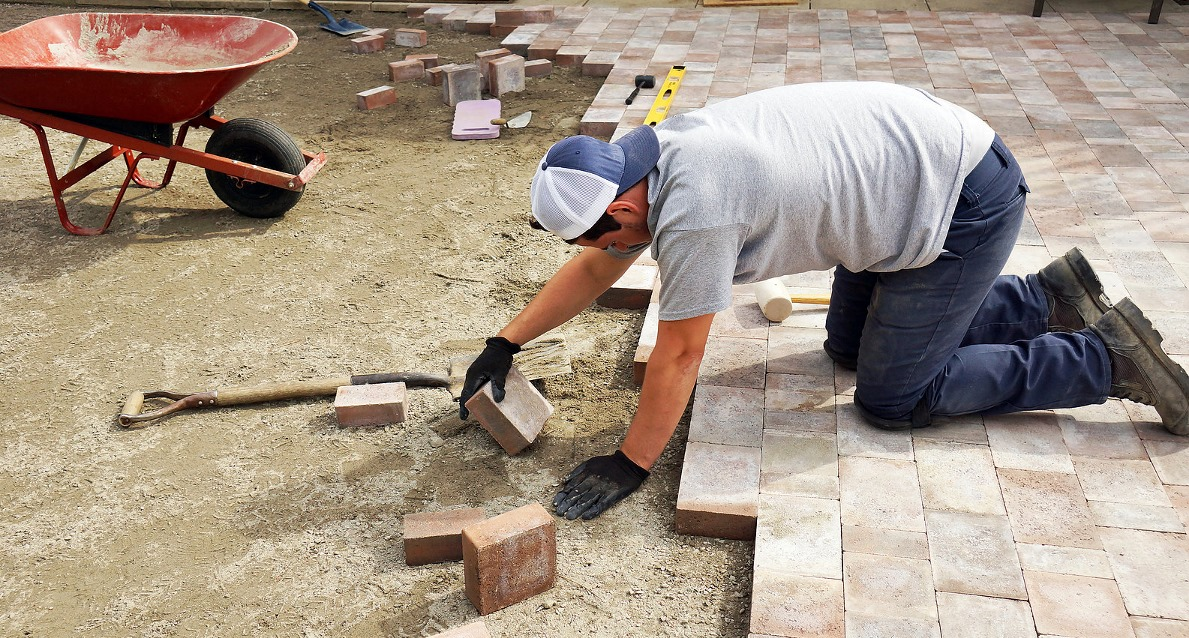 Brick Paver Accessories - Everything you need to get the job done!