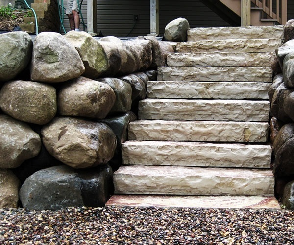 Large Rocks, Boulders at Angelos Supplies