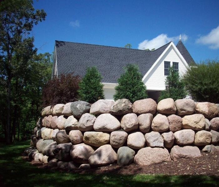 Create your own stunning boulder wall from angelos supplies