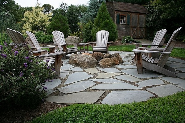 Natural New York Full Color Flagstone