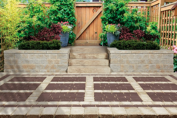 Passagio Brick Paver Oaks Concrete Products