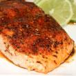 Honey Drunken Salmon