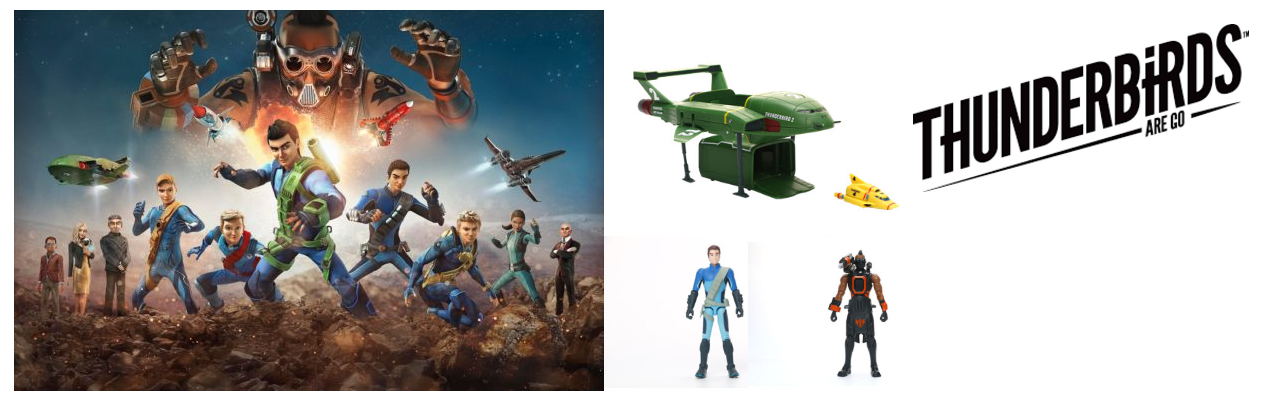 Action Figures & Vehicles