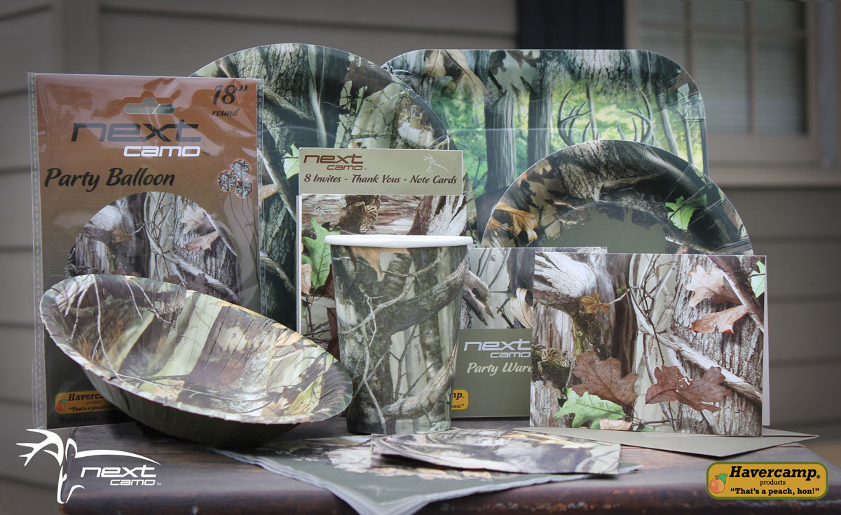 Large Selection of Real Camo Supplies