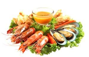 Морски плодови