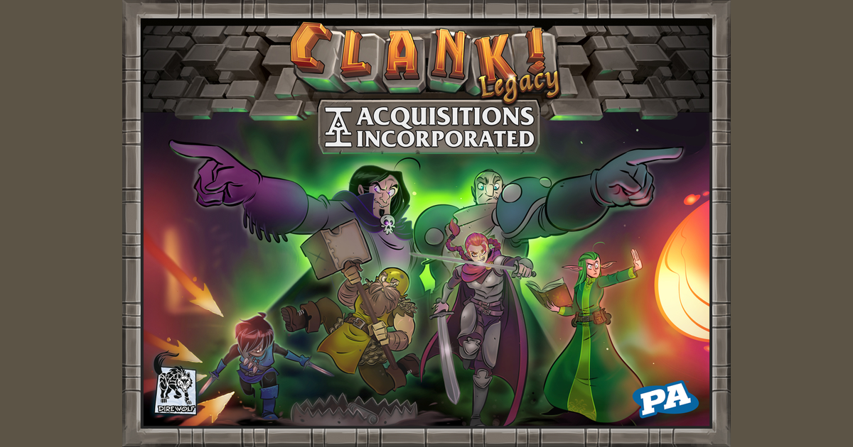 Clank Legacy Acquisitions Incorporated