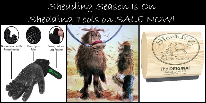 Shedding Tools on SALE!