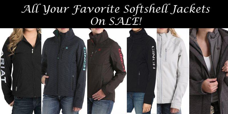 Softshell Jacket SALE