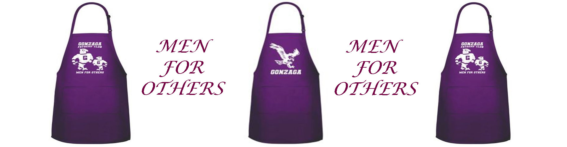 APRONS AND SHIELDS!