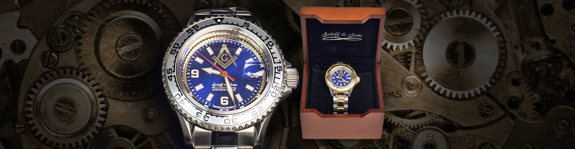 Beautiful Timepieces