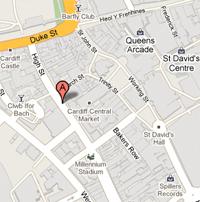 Beanfreaks 3 St Mary Street, Cardiff. CF10 1AT