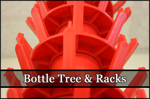 Bottle Trees & Racks