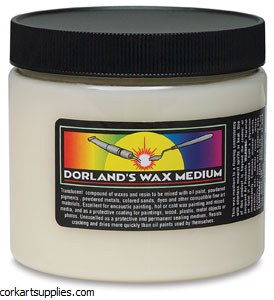 Dorland's Wax Medium 118ml