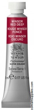 AWC 5ml Winsor Red Dp S.1