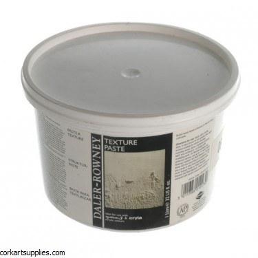 Daler Rowney 1 Litre Texture Paste