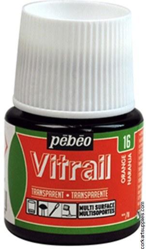 Vitrail 45ml 16 Orange