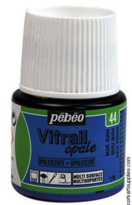 Vitrail 45ml Opalescent Blue Jeans