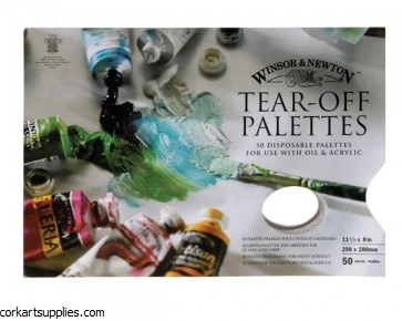 Palette Tear Off 11.5x7.5 W&N