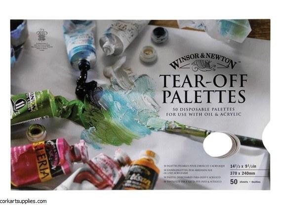 Palette Tear Off 14.5x9.5 W&N