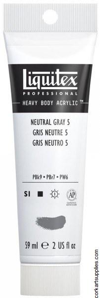 Liquitex 59ml Neutral Grey V 5 Series 1