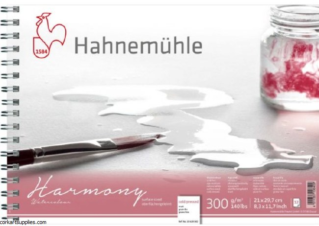 Hahnemuhle A4 WC Harmony CP