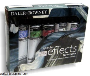 Daler Rowney Special Effects