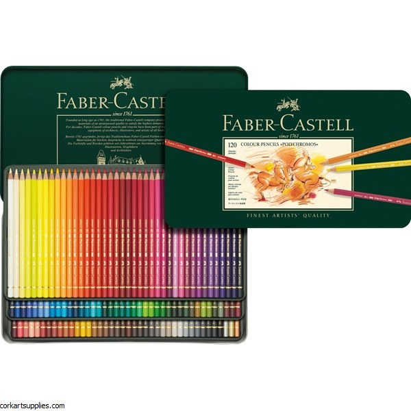 Polychromos Coloured Pencil 120 Pack