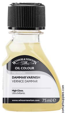 Winsor & Newton 75ml Dammar Varnish