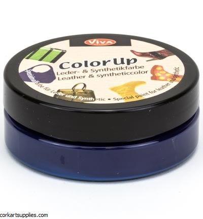 Viva Color (for leather) 50ml Blue