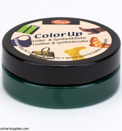 Viva Color (for leather) 50ml Green