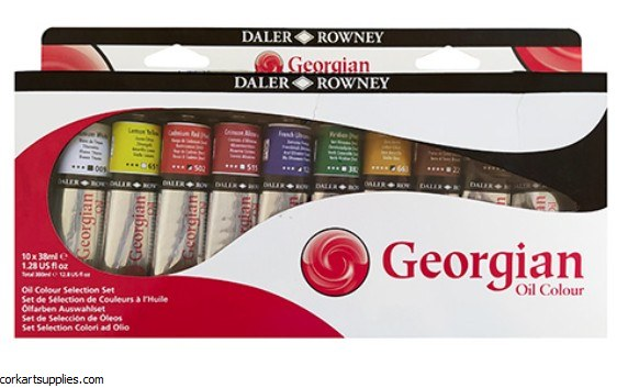 Georgian Set 38ml Select 10pk