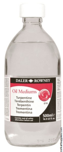Daler 500ml Turpentine